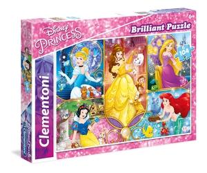 Bis Zu 500 St 252 Ck Disney Prinzessin Brilliant Puzzle