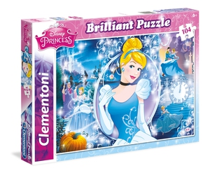 Children Puzzles Brilliant Puzzle Clementoni