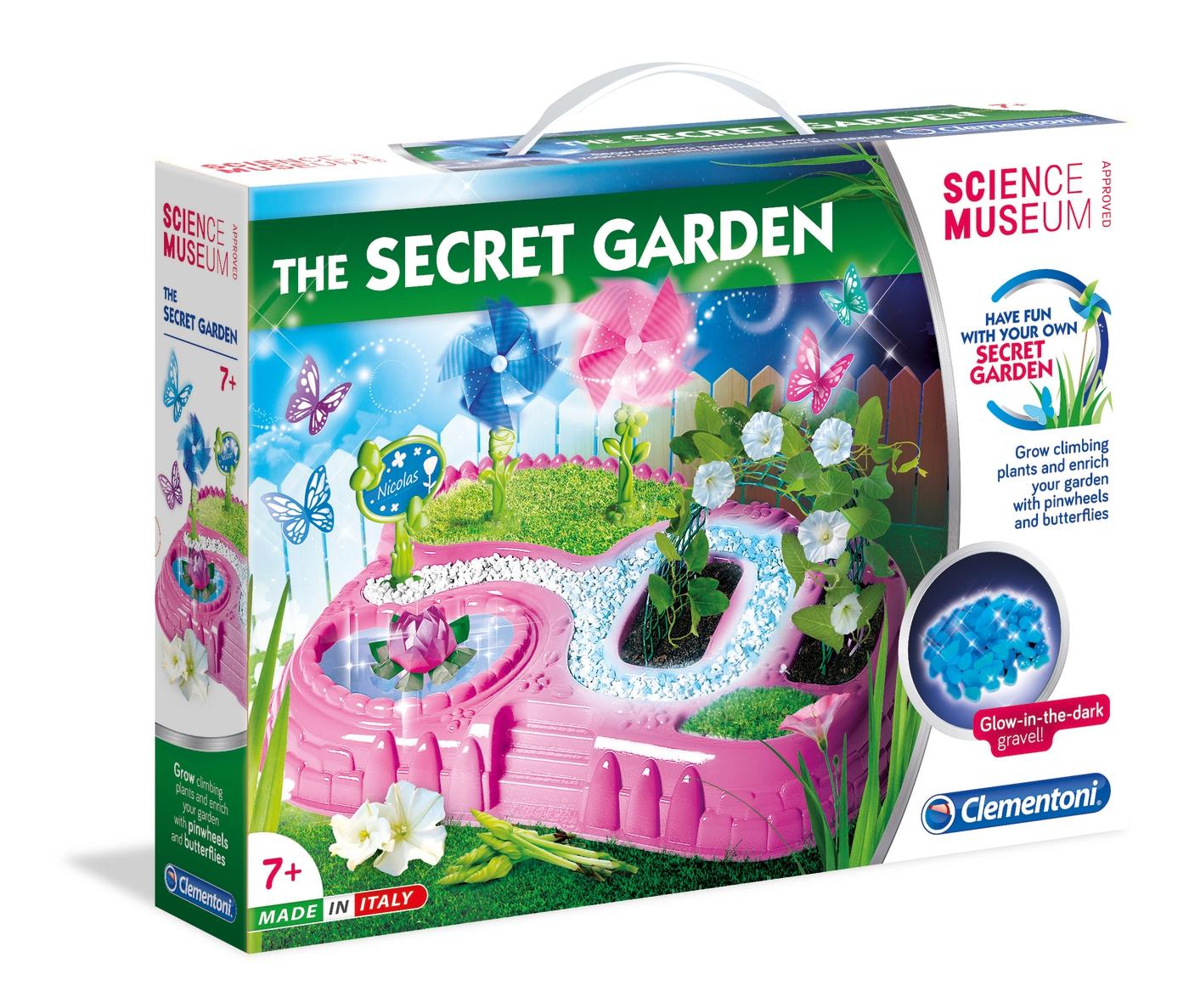 The Secret Garden Clementoni