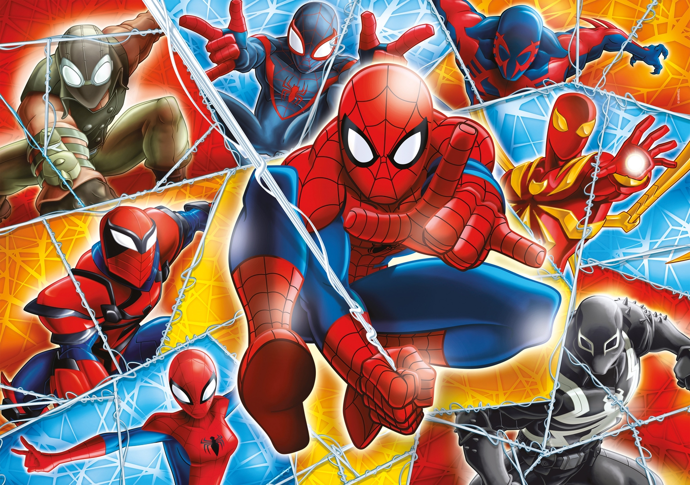 MARVEL UNIVERSE ULTIMATE SPIDER-MAN: WEB WARRIORS (2014