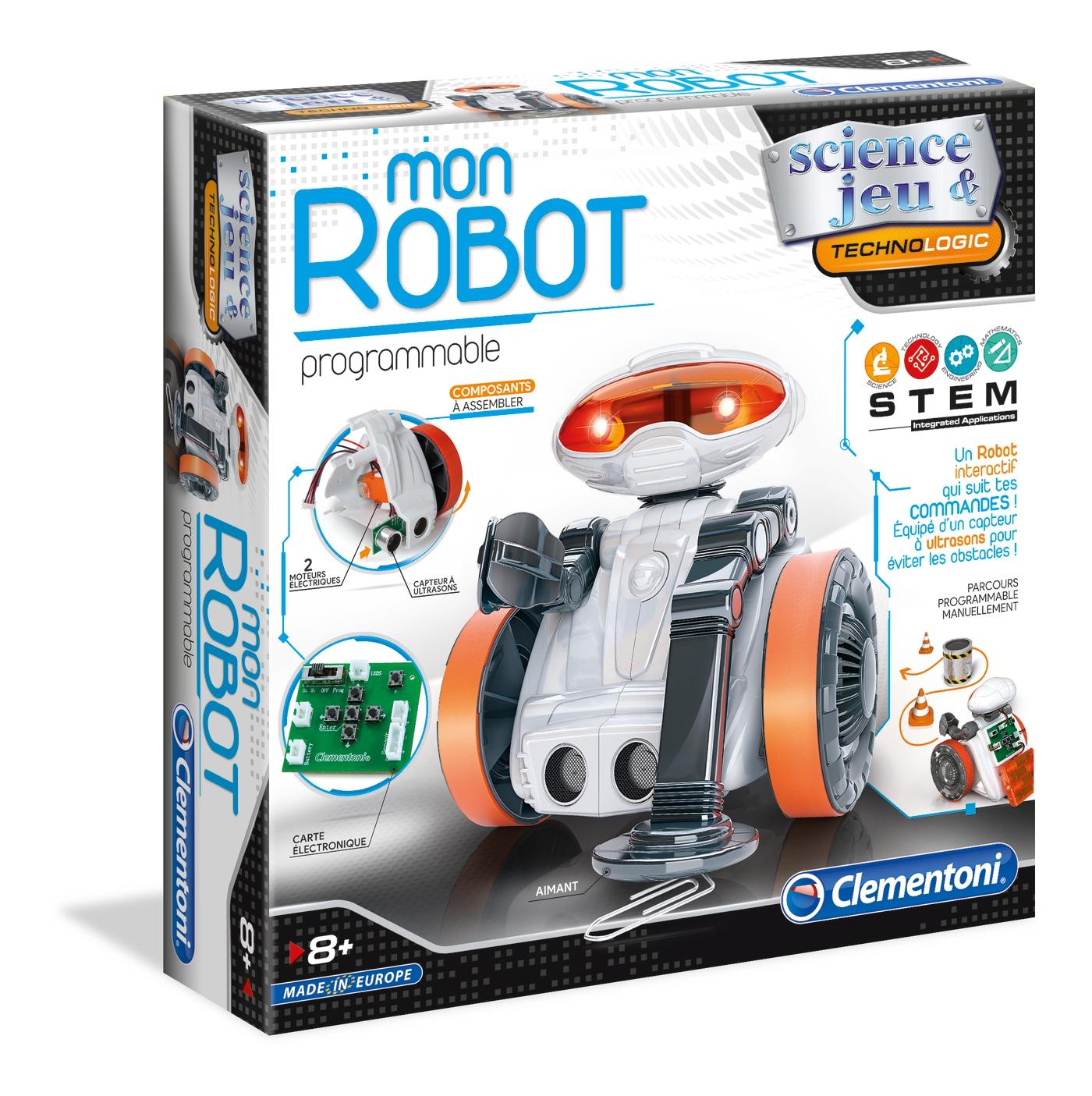 Mon Robot - Clementoni