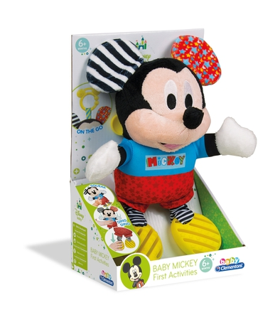 Baby Mickey First Activities