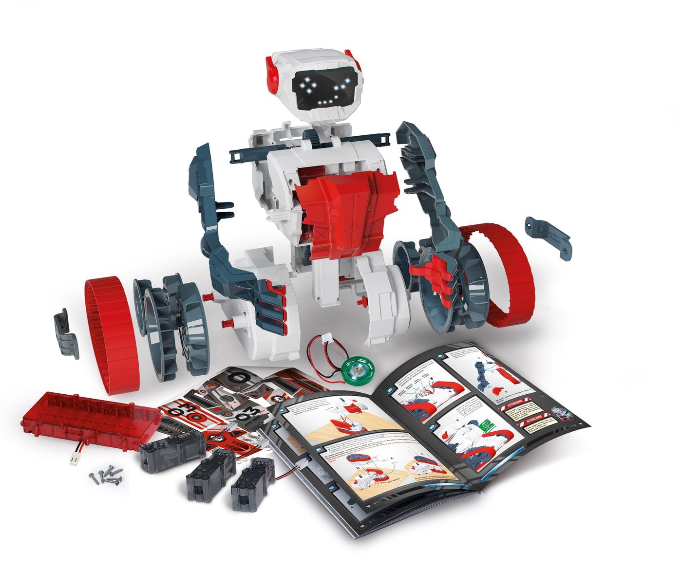 Robot Evolution Clementoni